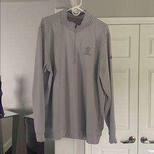 Adidas men's golf pullover
